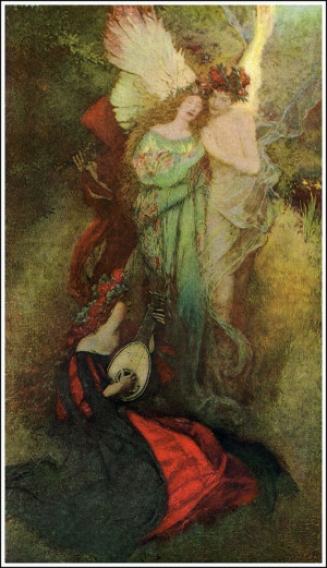 Express, Howard Pyle, Pyle 18531911, Angel Images, Angel Grace, Pyle ...