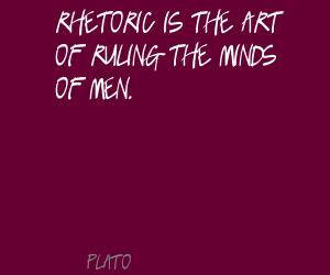 Rhetoric Quotes