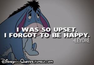 Sad Eeyore Quotes | via addie c