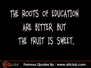 Famous People Quotes On Education