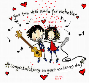 Congratulations On Your Wedding Day Quotes