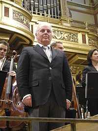 Daniel Barenboim, 2008