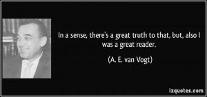 More A. E. van Vogt Quotes