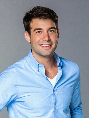 James Wolk in The Crazy Ones (2013)