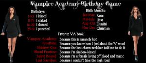 Vampire Academy Countdown! 18 Days Until the Movie!