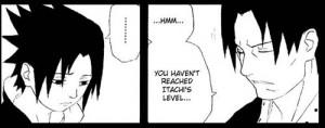 Indra-Asura and Itachi-Sasuke