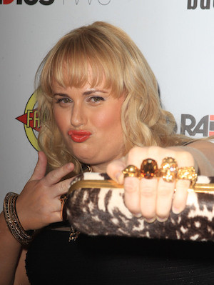 On why she decided to play Fat Amy in Pitch Perfect :