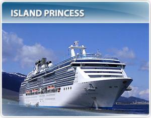 Princess Cruises Island Princess Alaska Cruise