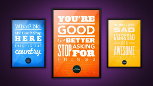 10+ Inspirational Life Quotes Desktop Wallpapers and Backgrounds