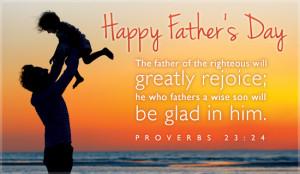 Proverbs 23:24 Ecard
