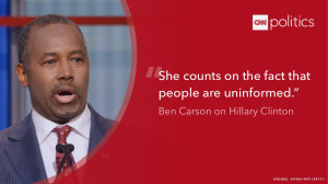 Top quotes from the Republican debate 17 photos