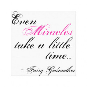 Fairy Godmother Quotes miracle Fairy Godmother quote