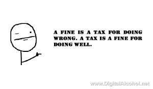 funny quotes about taxes