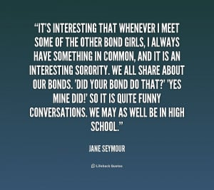 Jane Seymour Quotes
