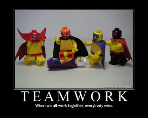 Teamwork is the success linchpin for a manager: results come from the ...
