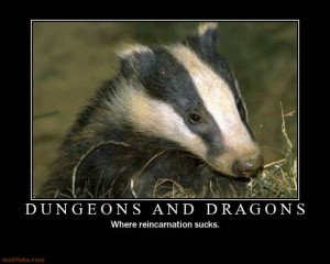 Dungeons and Dragons Reincarnation -