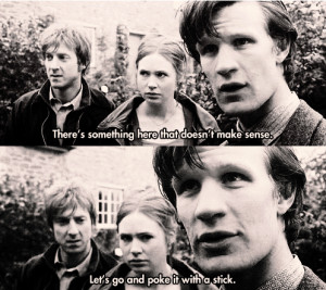 ... » Matt Smith Tribute: Top 11 Quotes from the Eleventh Doctor