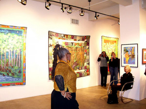 Read from our great selection of 7 Faith Ringgold quotes .