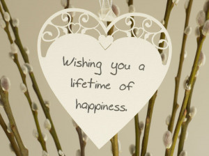 Vintage Style Hanging Wedding Wishes Hearts Tags (Pk 10), 700x524 in ...