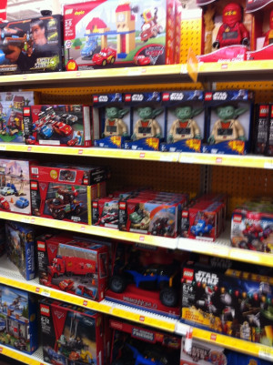 Related Pictures lego sets arrive walmart
