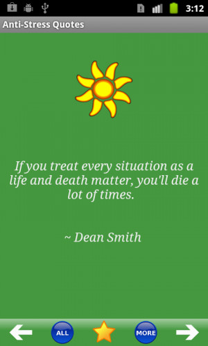 ... best anti stress quotes stress is a part of day to day living we all