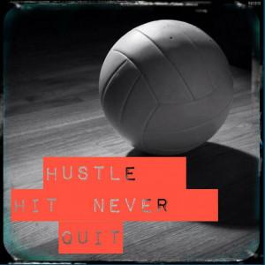 Inspirational Volleyball