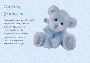 Grandson Poems