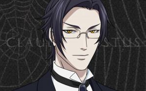 Claude Faustus-Black Butler