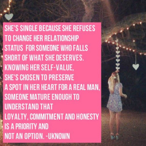 GirlsGuideTo | 10 Empowering Quotes About Being Single | GirlsGuideTo