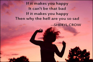Who can tell where happiness may come, or where, though an expected ...