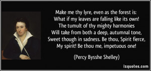 More Percy Bysshe Shelley Quotes