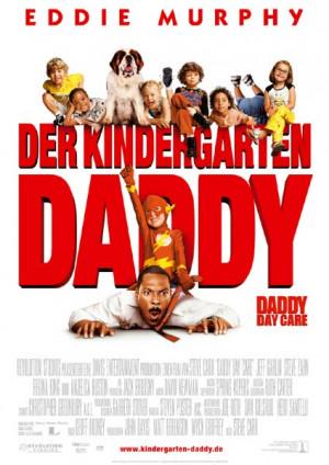 Deutsches Filmplakat Der Kindergarten Daddy