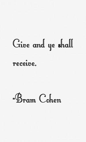 Bram Cohen Quotes amp Sayings