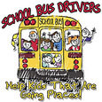 School Bus Drivers Adult T-Shirt
