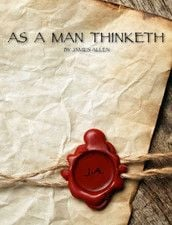 As a Man Thinketh by James Allen #EmptyShelfChallenge