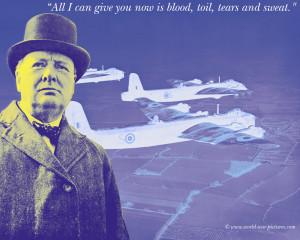 Winston Churchill Wallpaper - historical world war two image