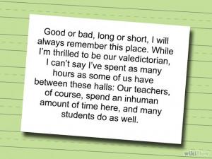How to Start a Graduation Speech (with Sample Speeches )