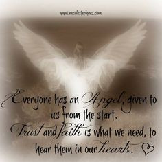 Angels and Angel sayings
