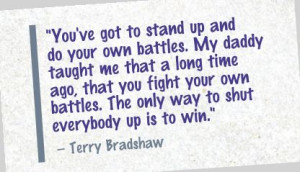 Top Ten Quotes About Standing Up For Yourself