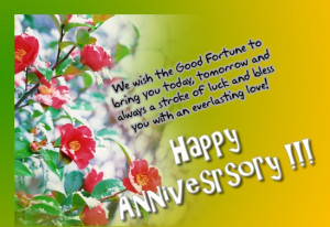 Everlasting Love Happy Anniversary Quotes