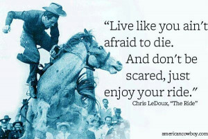 We miss you Chris LeDoux....