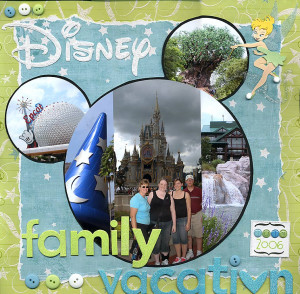 Funny Disney Vacation Quotes Scrapbook Gallery Image