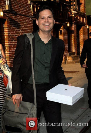 Picture Michael Ian Black Wednesday 20th June 2012