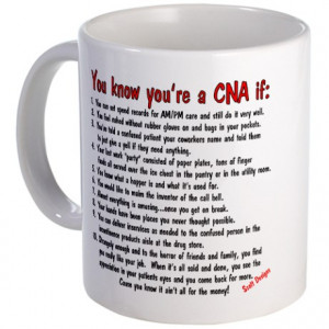 CNA Sayings Quotes