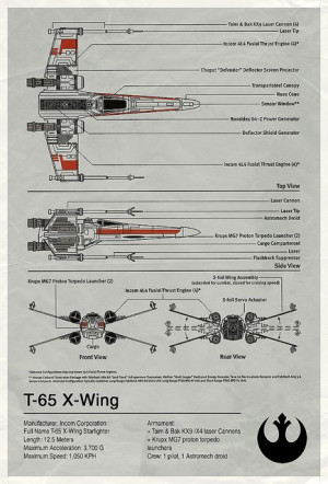 ... wings blueprints scifi star wars stars wars wars xwing t65 starwars