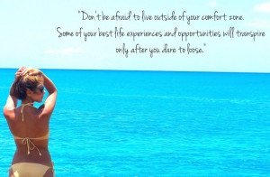 Love this quote (and Hawaii!)
