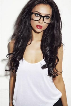 BookFaked » Hot Girls With Glasses