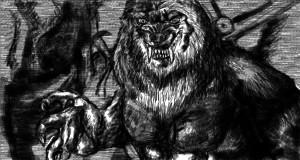 Van Helsing Werewolf Drawings Van helsing werewolf by