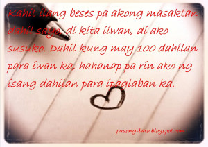 ... coming back and stay updated for more.. Tagalog Love Quotes Image