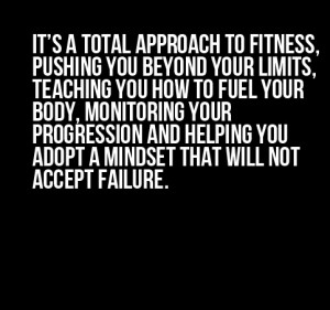 Personal Training Quotes